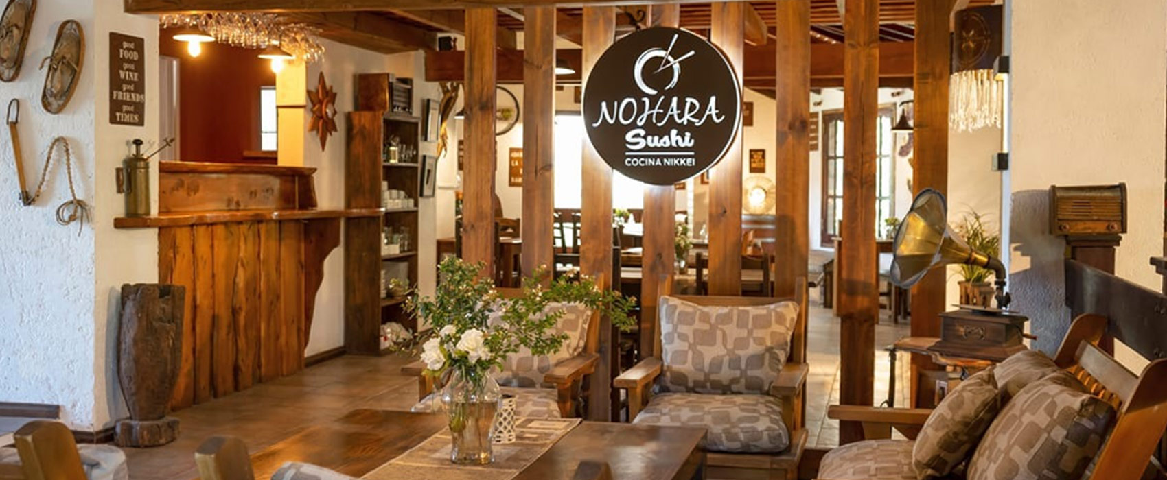Nohara Sushi Take Away, Posada de Campo, villa general belgrano